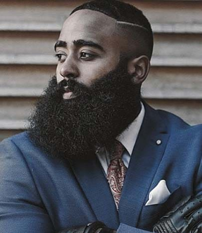 Beard Styles for Black Guys 2018