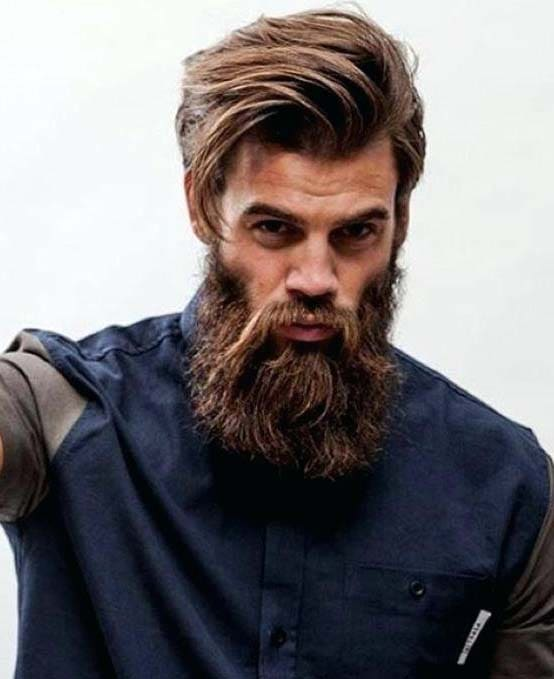 30 Unique Long Beard Styles 2018 Men S Haircut Styles