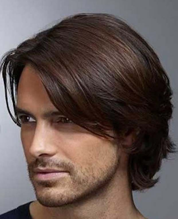 Medium Length Celebrity Hairstyles For Men 2018