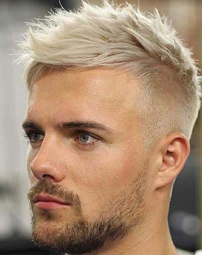 Short Undercut Hairstyles for Men 2018