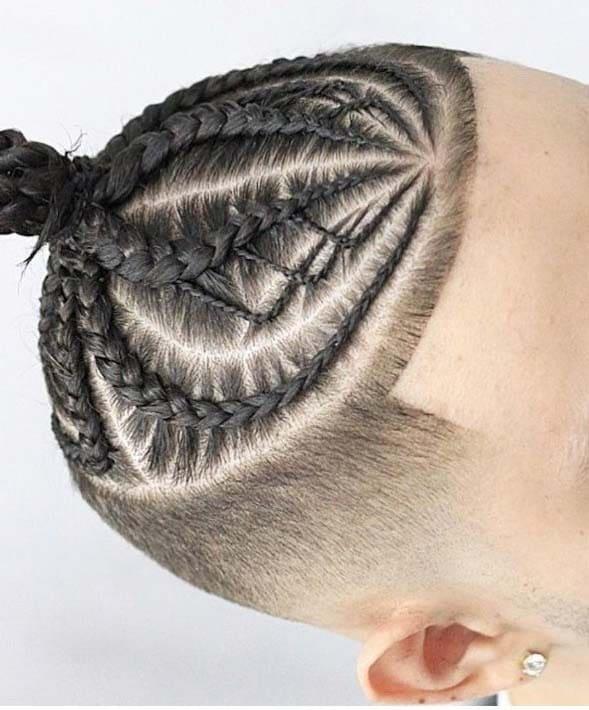 Cornrow Hairstyles for Men 2018