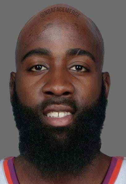 James Harden Beard Styles 2018