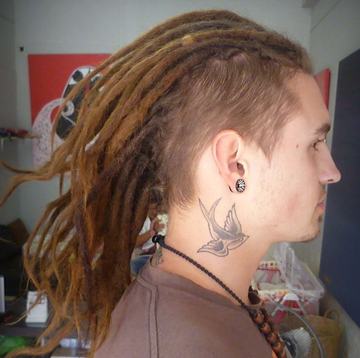 celtic dreadlocks haircuts for boys 2018
