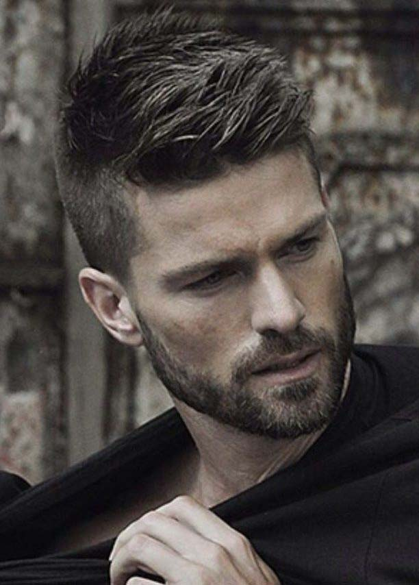Superb Short Beard Styles 2018 Men S Haircut Styles