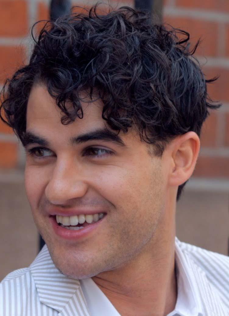 Darren Criss Hairstyles 2018