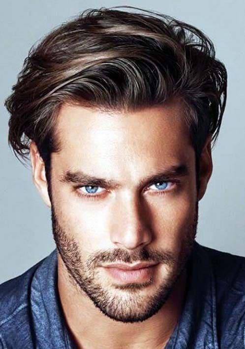 supreme Medium Length Celebrity Hairstyles For Men 2018 - Men\'s ...