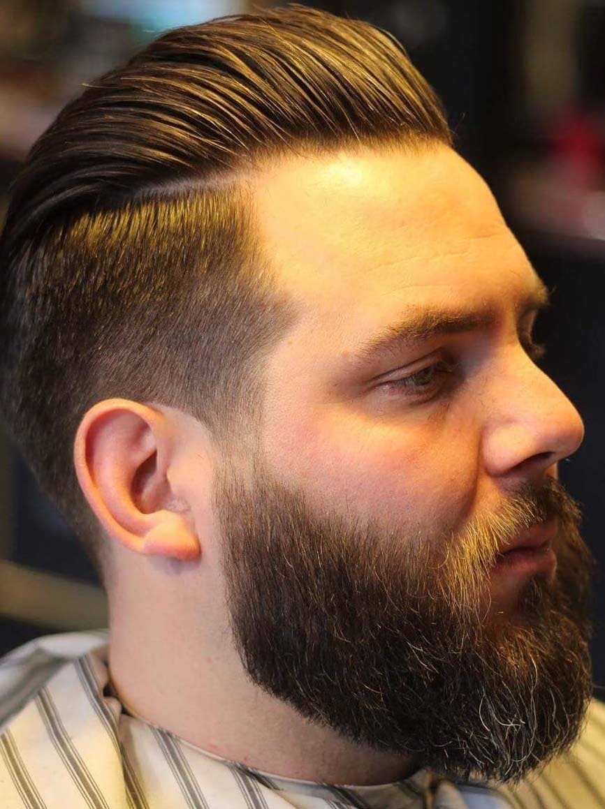 Disconnected Beard Styles 2018