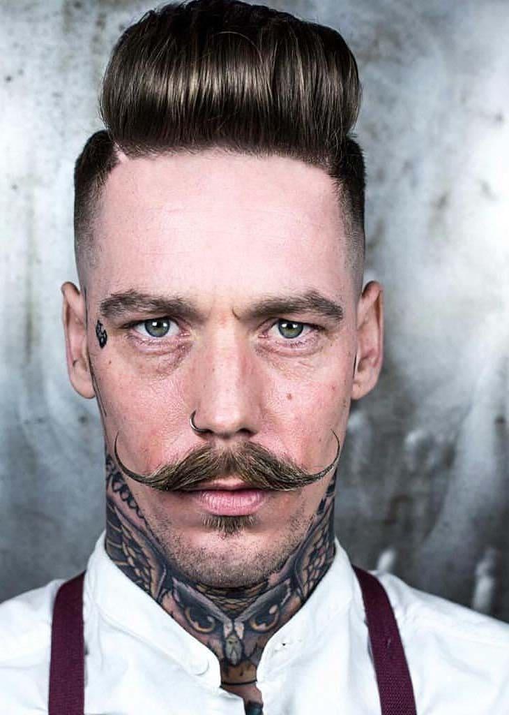 Handlebar Mustache Styles 2018