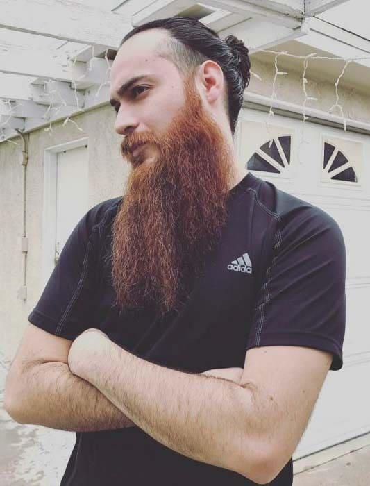 Long Beard Styles 2018