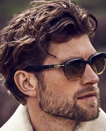 Terrific Medium Length Celebrity Hairstyles For Men 2018