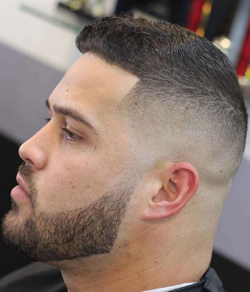 haircuts for fat guys 2018