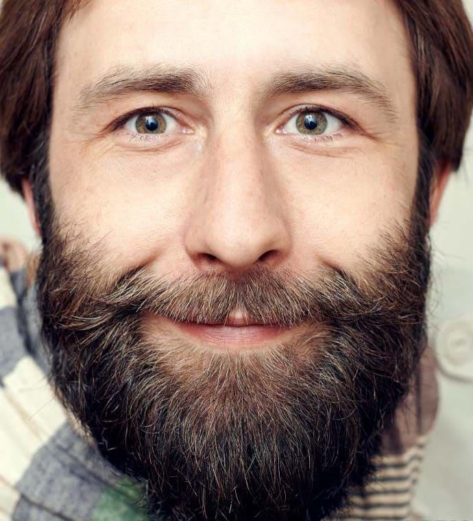 Soft Beard Styles 2018