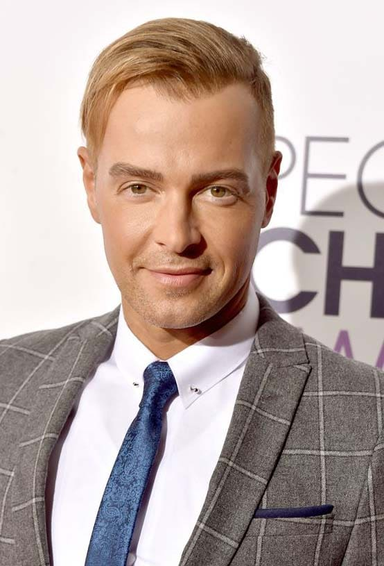 joey lawrence haircuts 2018