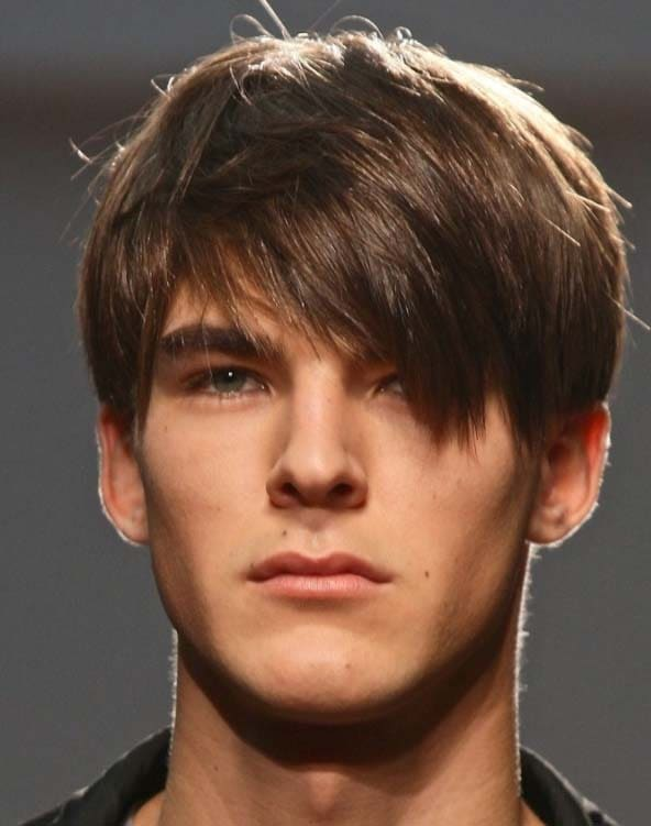 Mens Layered Hairstyles 2018