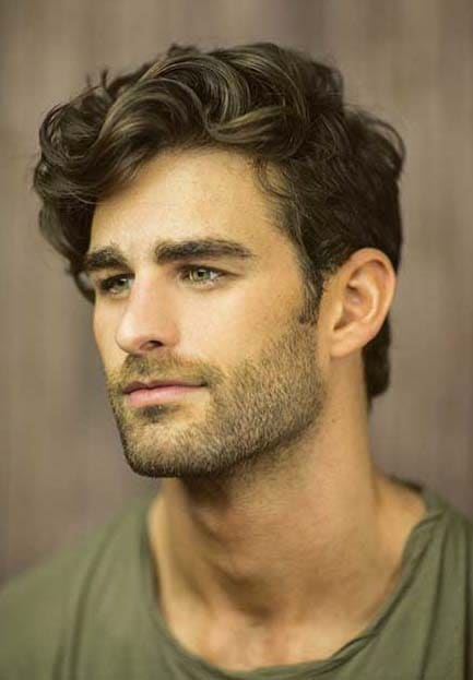 amazing Casual Medium Length Hairstyles for Men - Men\'s ...
