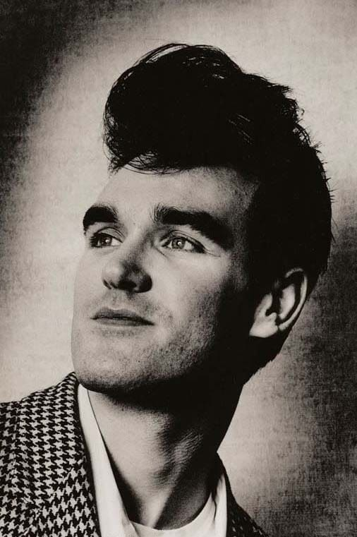 Morrissey Hairstyles 2018