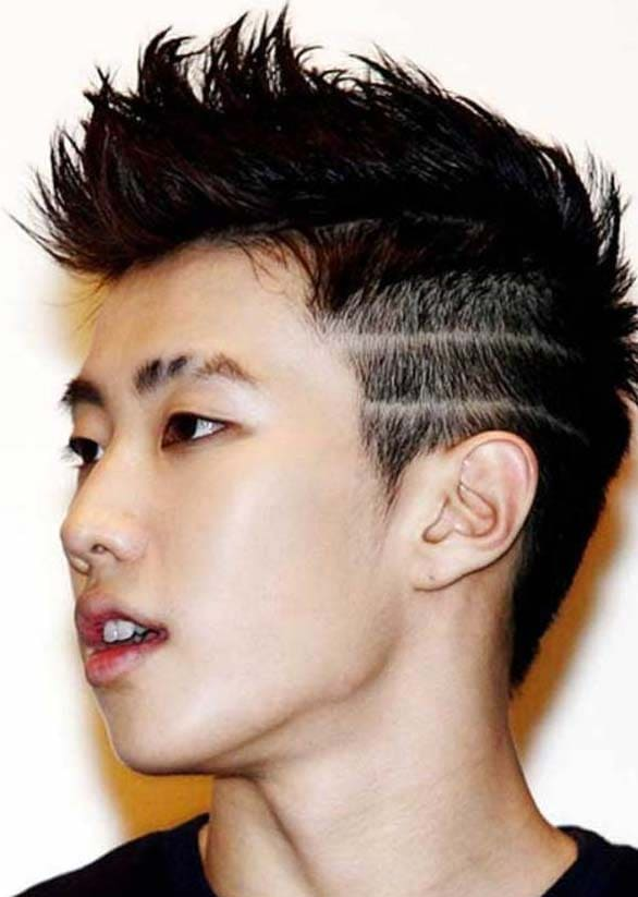 Amazing Short Asian Haircuts For Mens 2018 Mens Haircuts Mens