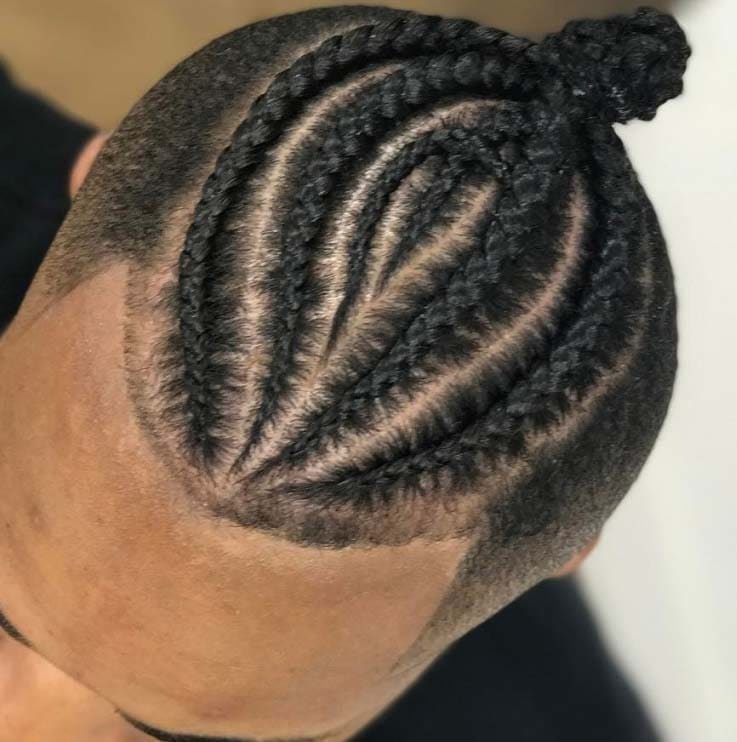 braids for black mens 2018