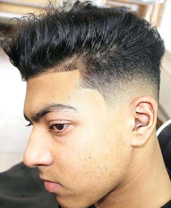 Amazing Medium Skin Fade Haircuts 2018 Men S Haircut Styles