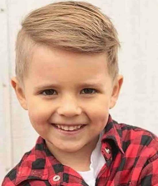little boys haircuts for straight hair 2018