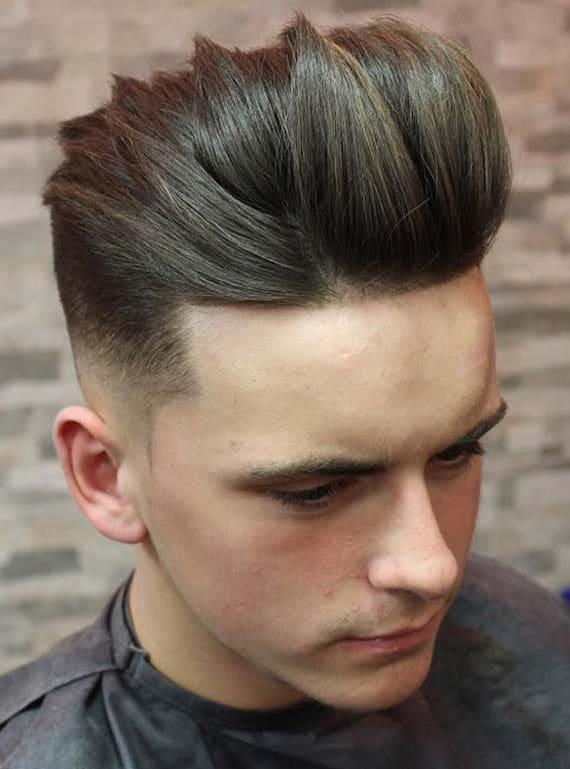 Best Long Hair Fade Haircuts 2018 Men S Haircut Styles