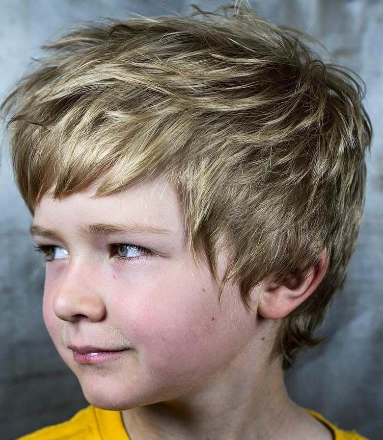 Cool Little Boys Haircuts For Straight Hair 2018 Mens Haircuts