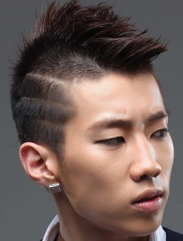 Short Asian Haircuts for Mens 2018
