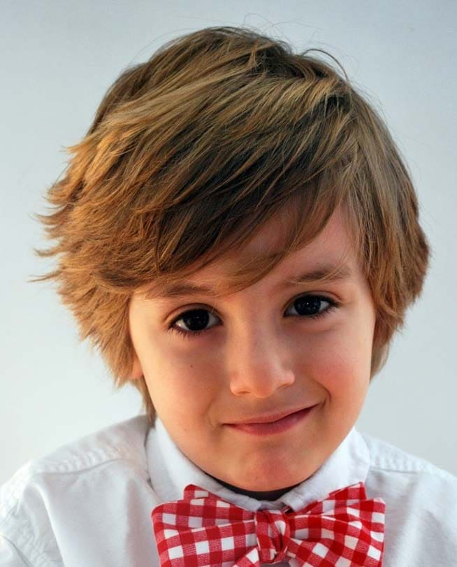 Exclusive Little Boys Haircuts For Straight Hair 2018 Mens