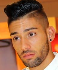 Yannick Ferreira Carrasco Haircuts 2018