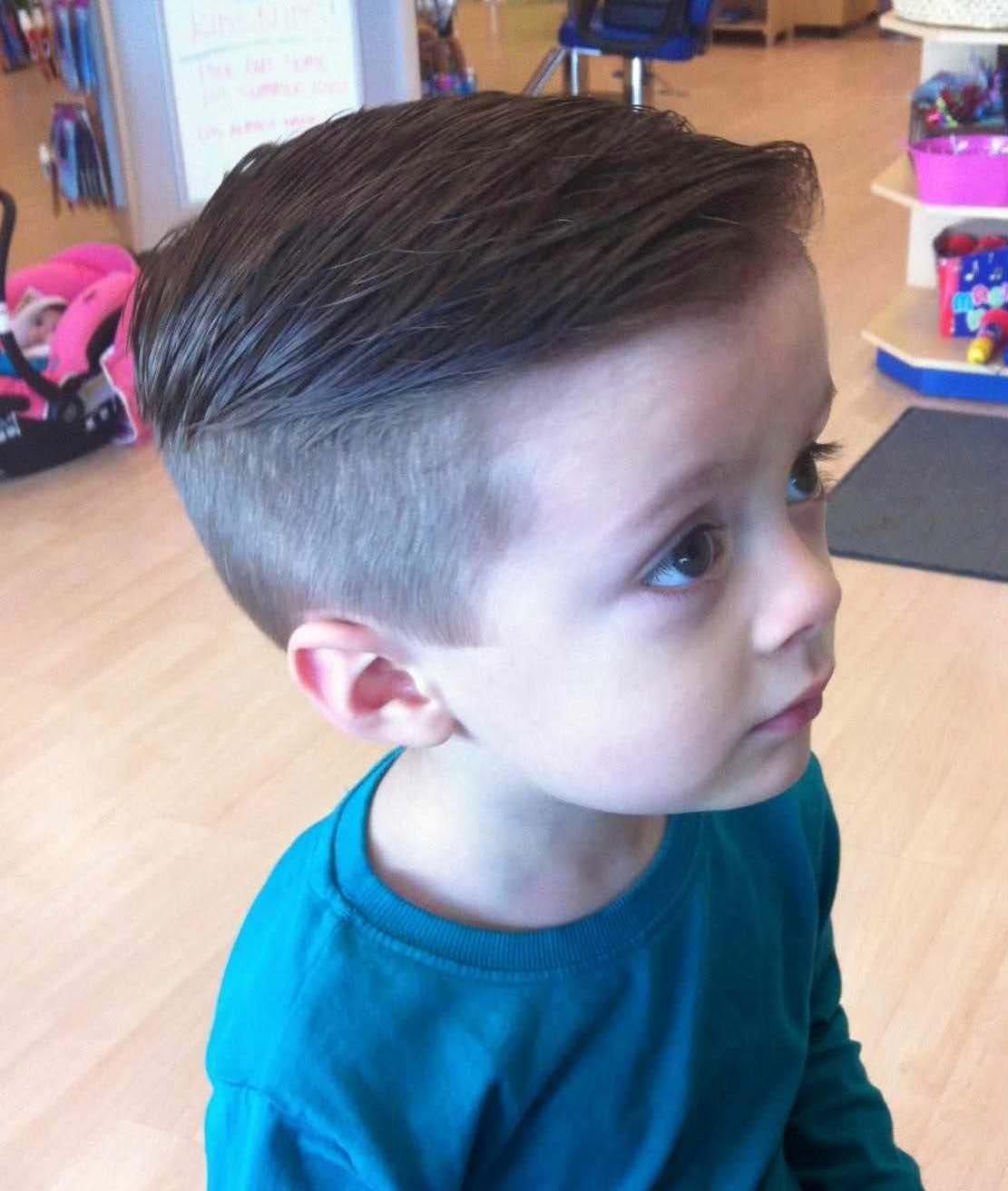 Greatest Little Boys Haircuts For Straight Hair 2018 Mens