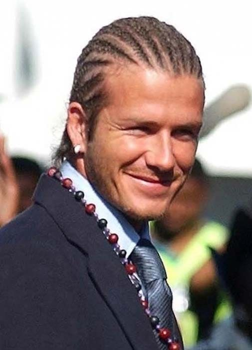Marvelous White Men With Braids 2018 Men S Haircut Styles