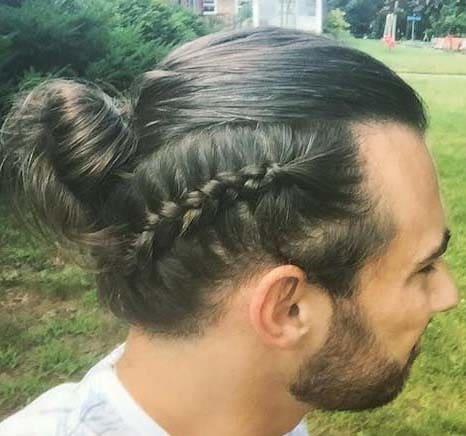Viking Braids for Mens 2018