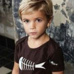 20 Sumptuous Little Boys Hipster Haircuts 2018