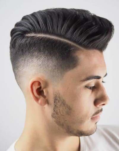 zero fade haircuts 2018