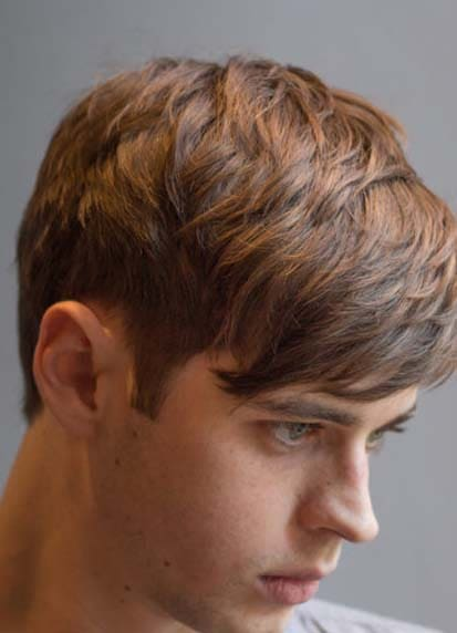 Mens Layered Hairstyles 2018