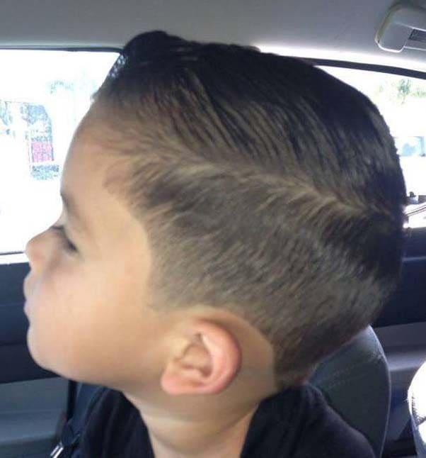 baby boy haircuts 2018