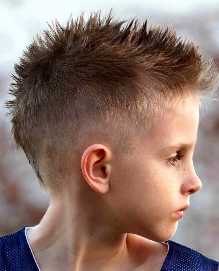 little boys hipster haircuts 2018