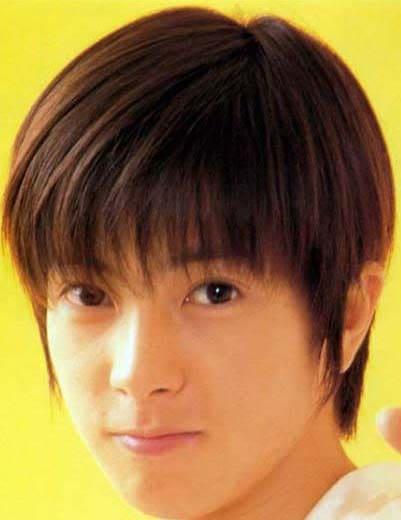 Yamashita Tomohisa Hairstyles 2018