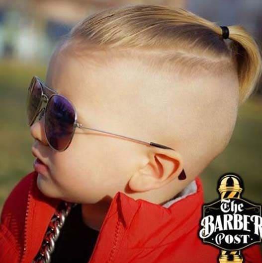 baby boy haircut for thin hair 2018