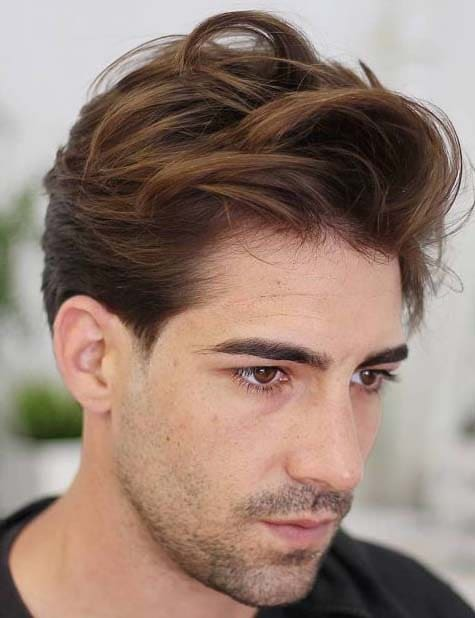 Awesome Curly Quiff Hairstyle 2018 Mens Haircut Styles