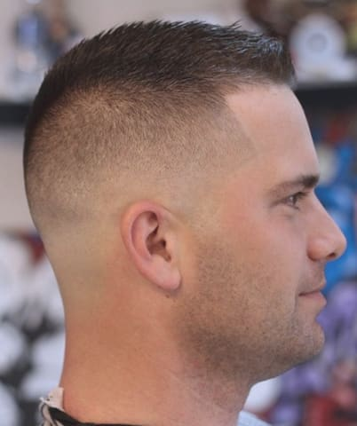Cool Short Crew Cut Haircut 2018 Mens Haircuts Mens Hairstyles