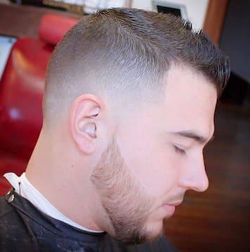 short crew cut haircut 2018