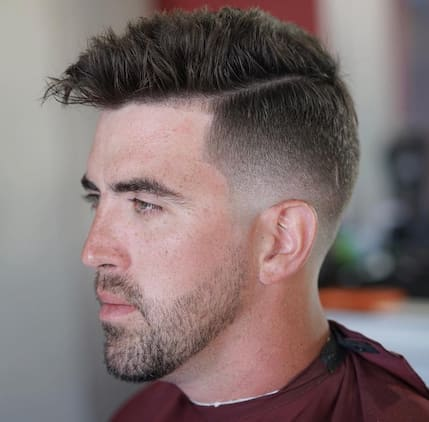 Fantastic Short Crew Cut Haircut 2018 Mens Haircuts Mens