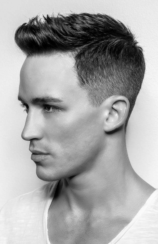 Marvelous American Crew Haircut 2018 Men S Haircut Styles