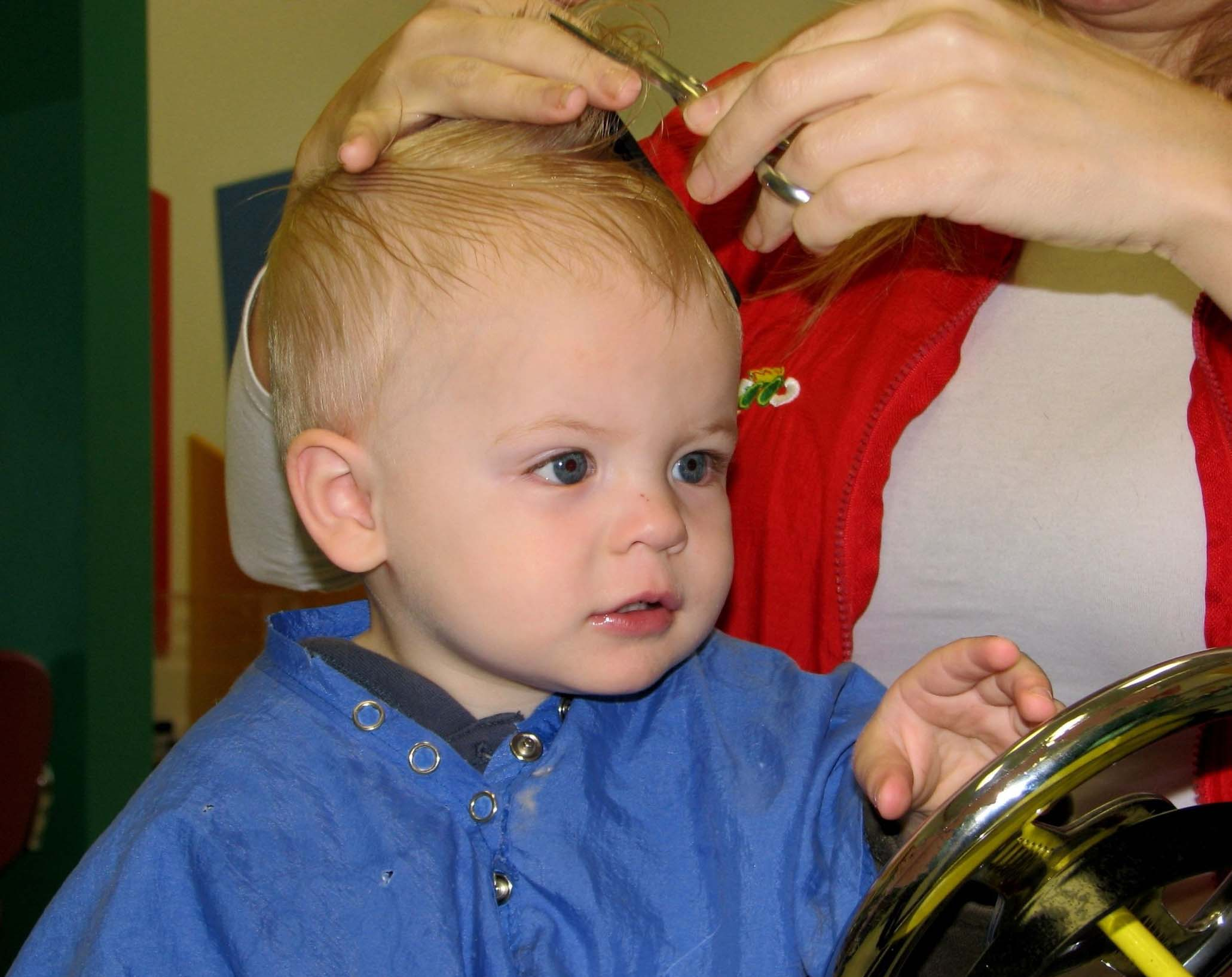 baby boy haircut for thin hair 2018