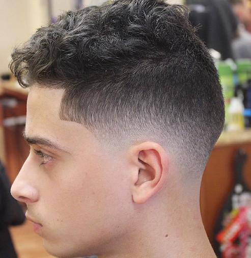 crew cut haircut 2019