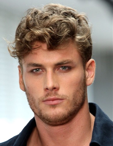 men haircuts for oval face 2019