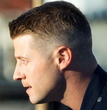 tapered haircut for men 2019