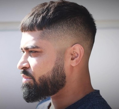 Cool Beard Styles 2019 Men S Haircut Styles