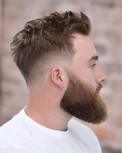 glorious undercut fade 2019 , Men\u0027s Haircut Styles